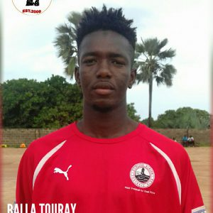 Balla Touray